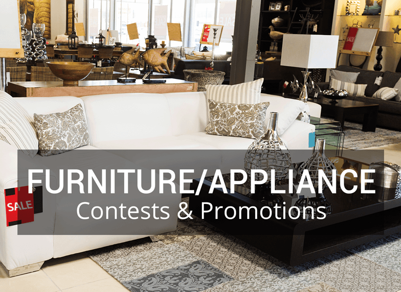 Furniture Liance Contests Promotions