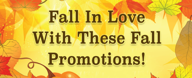 Fallpromotions