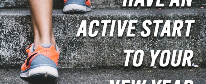 active new year