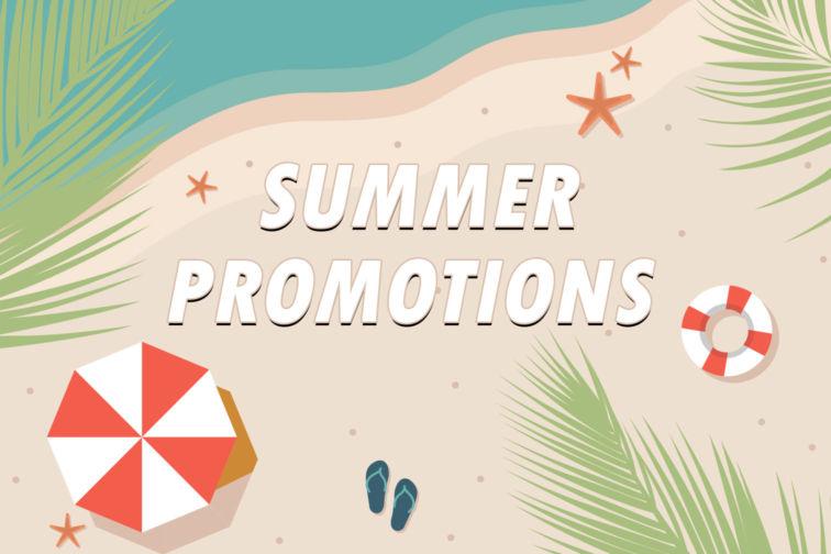 summer promotion