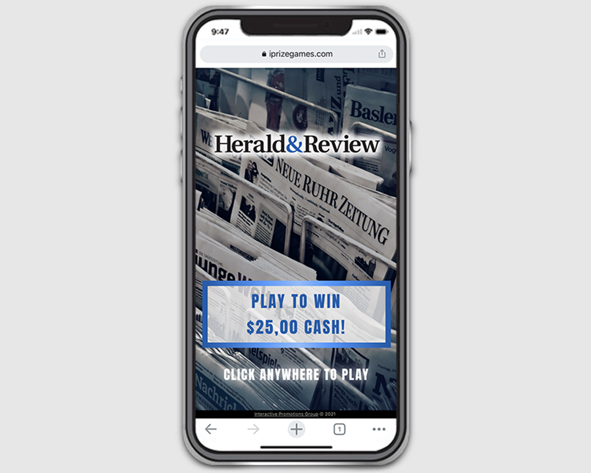 Herald and Review